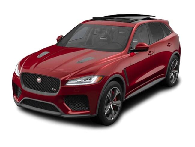 New 2020 Jaguar F-PACE SVR SUV in Cerritos, CA