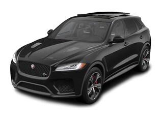 New 2020 Jaguar F-PACE SVR SUV Sudbury MA
