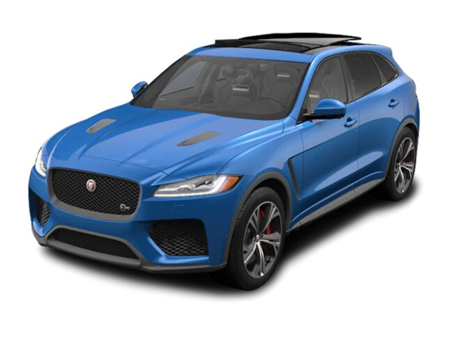 New 2020 Jaguar F-PACE SVR SUV SADCZ2EE4LA620078 in Appleton, WI