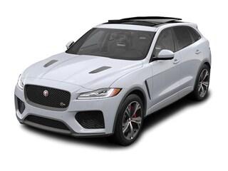 2020 Jaguar F-PACE SVR SUV