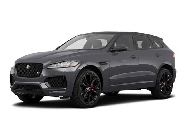 2020 Jaguar F-PACE S SUV