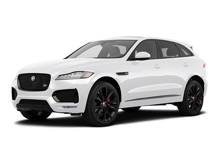 Used 2020 Jaguar F-PACE S SUV in Houston