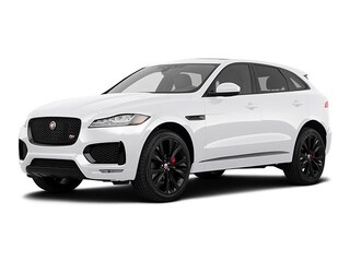 Used 2020 Jaguar F-PACE S SUV BLA639475 for sale near Houston