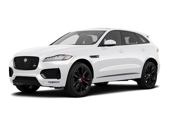 New 2020 Jaguar F-PACE S SUV in Thousand Oaks, CA