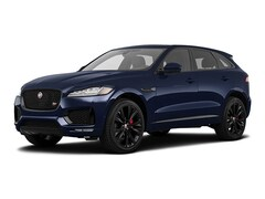 Used 2020 Jaguar F-PACE S AWD suv SADCM2FVXLA656645 For sale in Appleton WI, near De Pere.