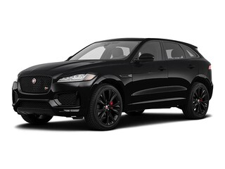 New 2020 Jaguar F-PACE S SUV for sale in New York
