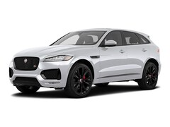 New 2020 Jaguar F-PACE S SUV for sale in Tulsa, OK