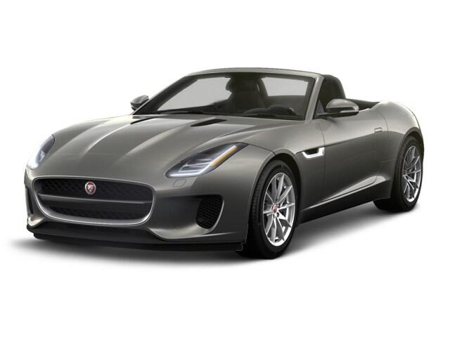 2020 Jaguar F-TYPE Convertible Digital Showroom   Jaguar ...