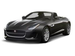 New 2020 Jaguar F-TYPE Checkered Flag Convertible Convertible near Boston