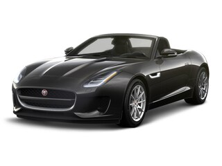 2020 Jaguar F-TYPE Checkered Flag Convertible Convertible
