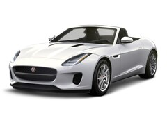 2020 Jaguar F-TYPE Checkered Flag Convertible Convertible in Troy, MI