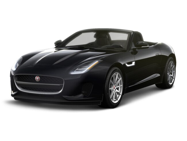 New 2020 Jaguar F-TYPE Convertible Convertible in Troy