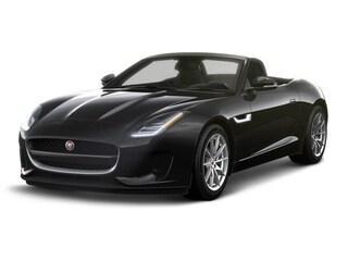New 2020 Jaguar F-TYPE Convertible Convertible in Thousand Oaks, CA