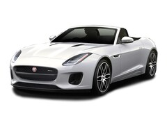 2020 Jaguar F-TYPE R-Dynamic Convertible Convertible