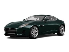 New 2020 Jaguar F-TYPE Coupe Coupe SAJDD1GX2LCK68518 for Sale in El Paso, TX