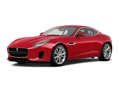 New 2020 Jaguar F-TYPE Coupe Coupe SAJDD1GX8LCK69172 for Sale in El Paso, TX