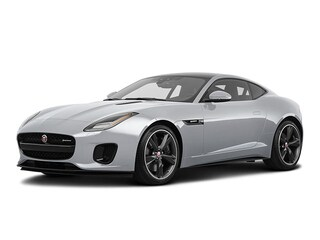 New 2020 Jaguar F-TYPE R-Dynamic Coupe Coupe Sudbury MA