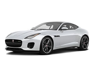 2020 Jaguar F-TYPE Coupe Yulong White Metallic