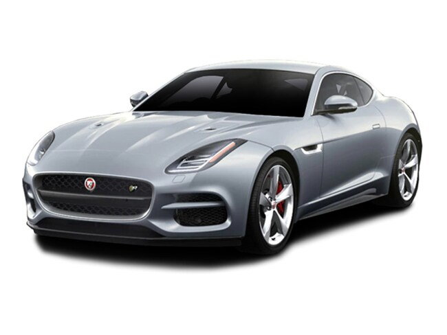 New 2020 Jaguar F-TYPE R Coupe in Houston