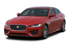 2020 Jaguar XE R-Dynamic S Sedan