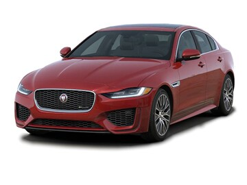 2020 Jaguar XE Sedan