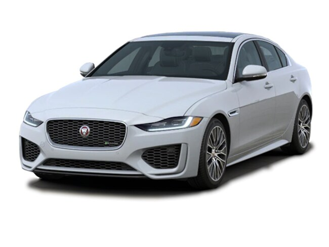 New 2020 Jaguar XE R-Dynamic S Sedan in Troy