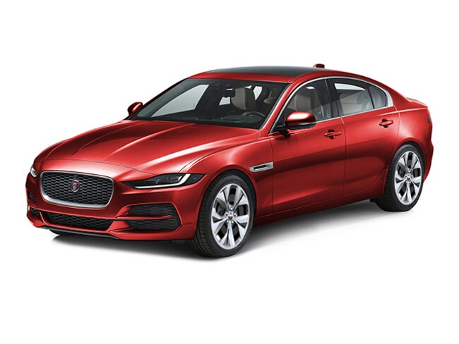 New 2020 Jaguar XE S Sedan in Houston