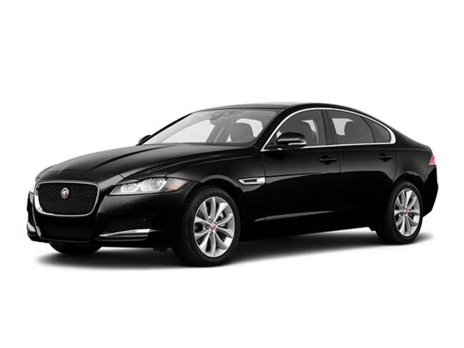 2020 Jaguar XF 25t Premium Sedan