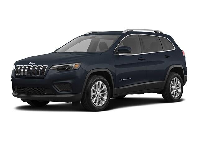 New 2020 Jeep Cherokee - Fayetteville & Syracuse NY