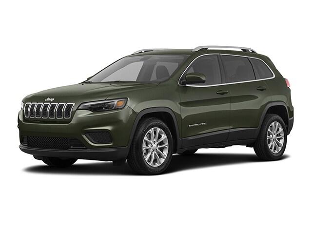 2020 Jeep Cherokee SUV Digital Showroom | Vaughan Chrysler