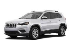 New 2020 Jeep Cherokee LATITUDE FWD Sport Utility for sale near Charlotte, NC