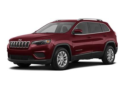 2020 Jeep Cherokee Latitude SUV