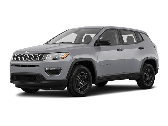 2020 Jeep Compass Sport Black
