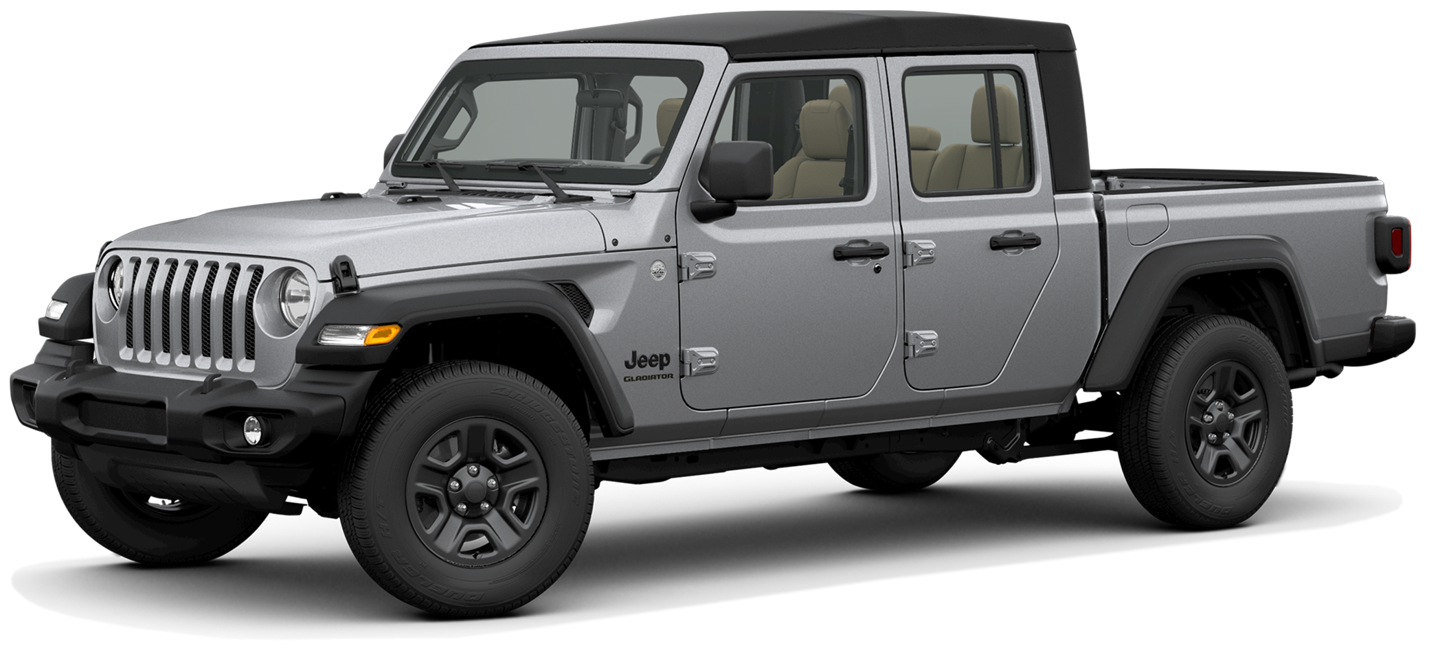Review & Compare Jeep Gladiator at Larry H. Miller Chrysler Jeep Dodge Ram Surprise