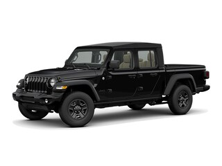 New 2020 Jeep Gladiator SPORT S 4X4 Crew Cab for sale in Cartersville, GA