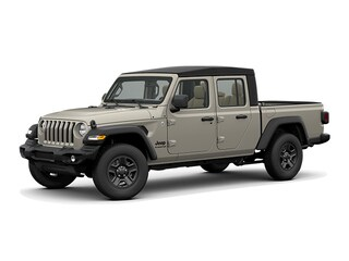 New cars, trucks, and SUVs 2020 Jeep Gladiator SPORT S 4X4 Crew Cab for sale near you in Somerset, PA