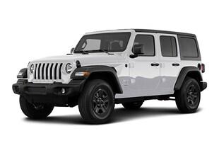 2020 Jeep Wrangler UNLIMITED FREEDOM 4X4 Sport Utility