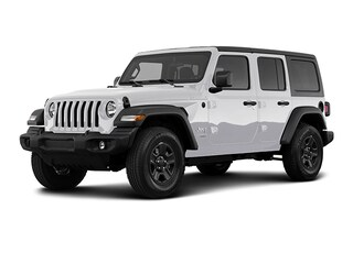 New cars, trucks, and SUVs 2020 Jeep Wrangler UNLIMITED SPORT S 4X4 Sport Utility for sale near you in Somerset, PA