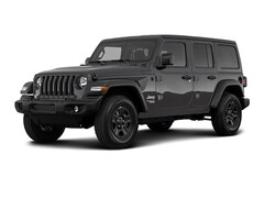New 2020 Jeep Wrangler UNLIMITED SPORT ALTITUDE 4X4 Sport Utility 1C4HJXDG4LW321220 for sale in Hammond, LA at Community Motors
