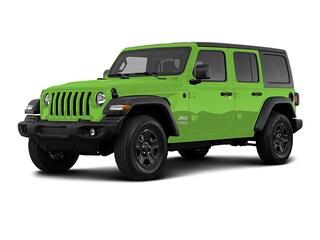 New 2020 Jeep Wrangler UNLIMITED SPORT S 4X4 Sport Utility in Geneva, NY