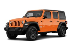 2020 Jeep Wrangler Unlimited Sport SUV