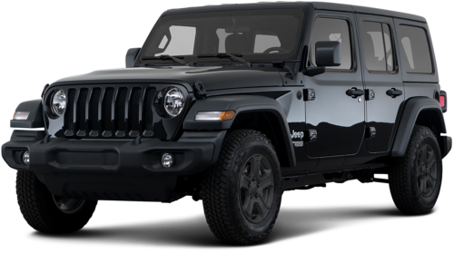 2020 Jeep Wrangler Unlimited SUV