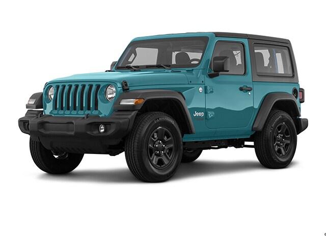 2020 Jeep Wrangler SUV Digital Showroom | King Auto Center