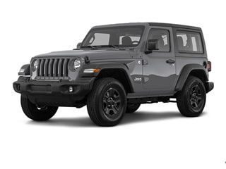 2020 Jeep Wrangler SUV Sting Gray Clearcoat