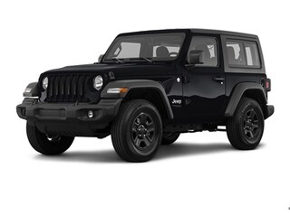 New cars, trucks, and SUVs 2020 Jeep Wrangler SPORT S 4X4 Sport Utility for sale near you in Somerset, PA