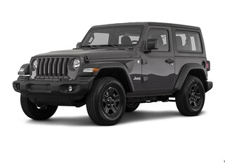 New 2020 Jeep Wrangler Sport SUV