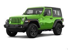 New 2020 Jeep Wrangler Sport S Sport Utility for sale near Charlotte, NC