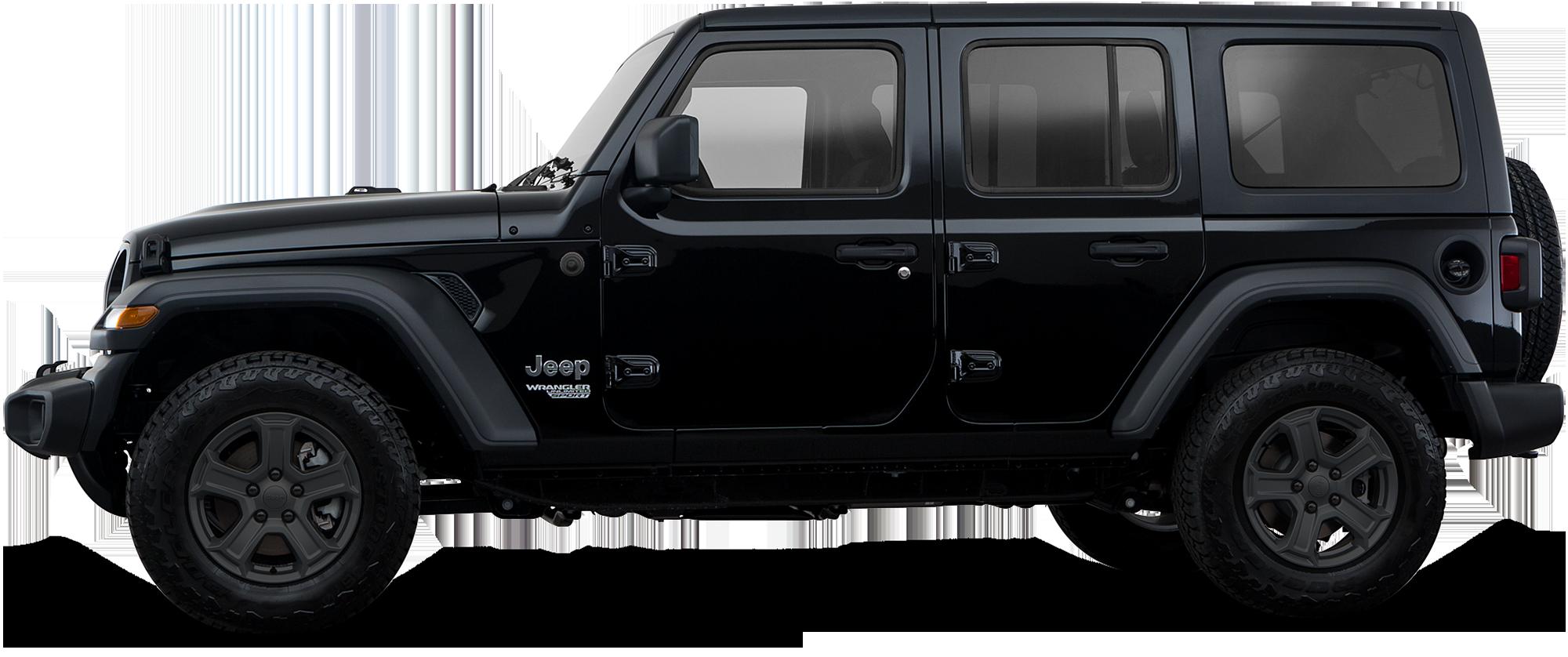 2020 Jeep Wrangler VUS Sport
