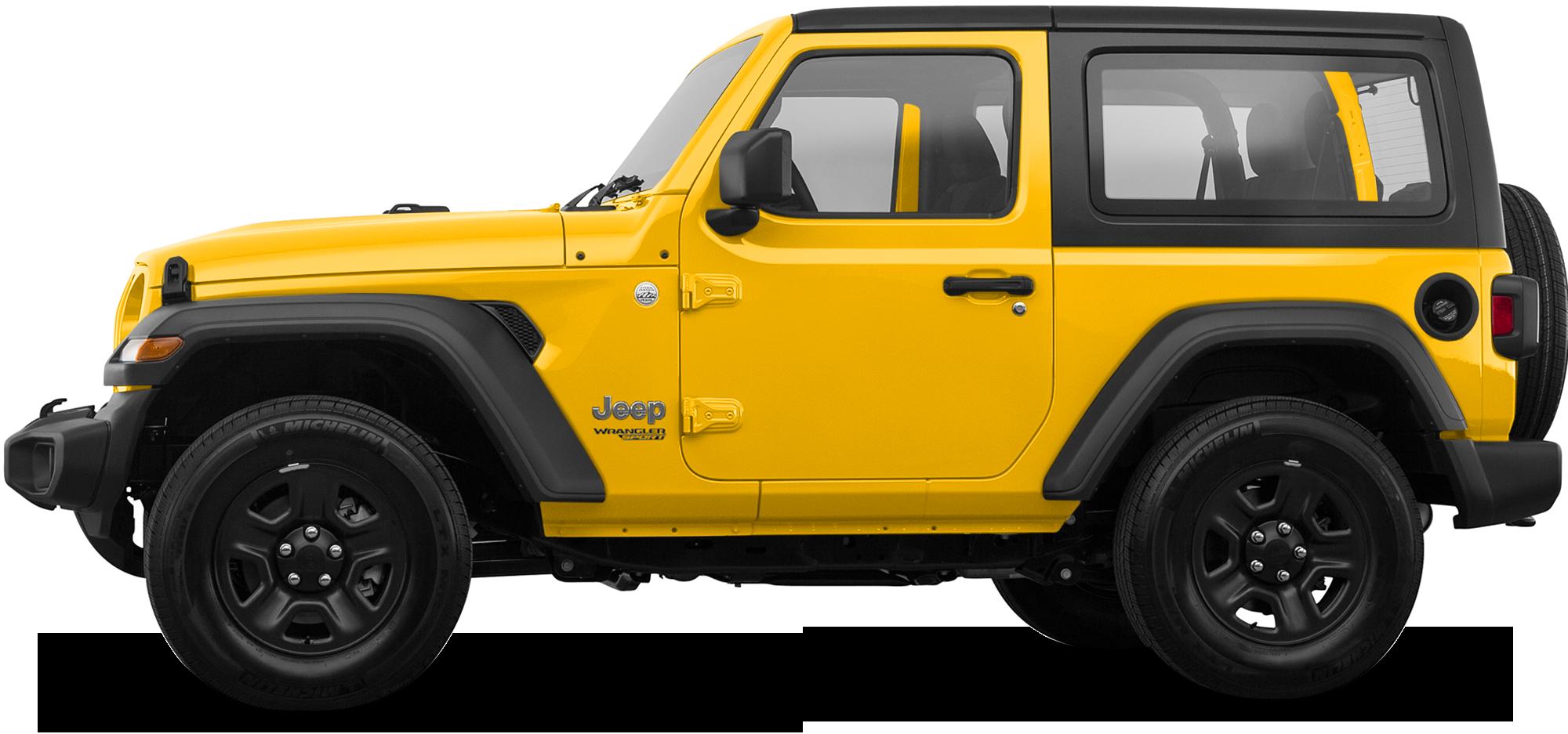 2020 Jeep Wrangler SUV Sport