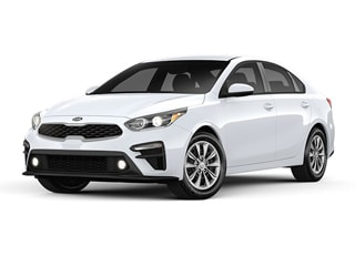 2020 Kia Forte Sedan Snow White Pearl